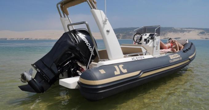 Joker Boat Clubman 22 entre particuliers et professionnel à Port d'Arcachon