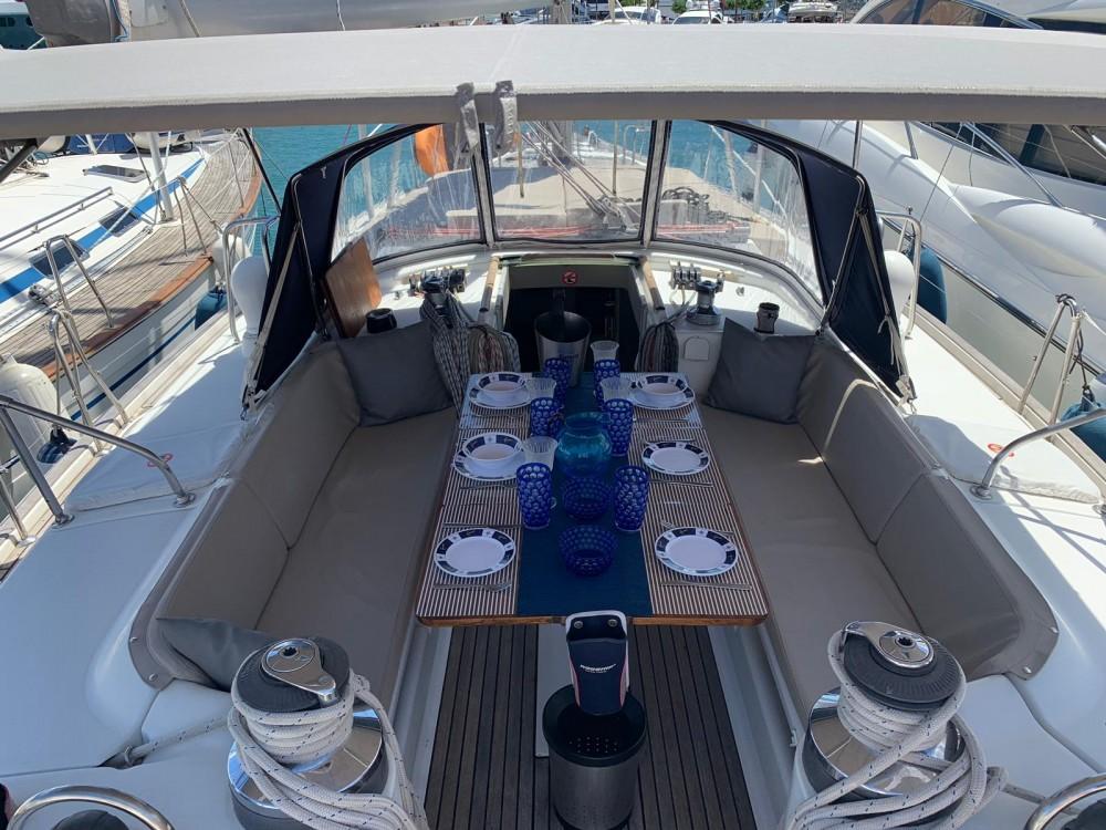 Rent a Bénéteau Oceanis 50 Ibiza Magna