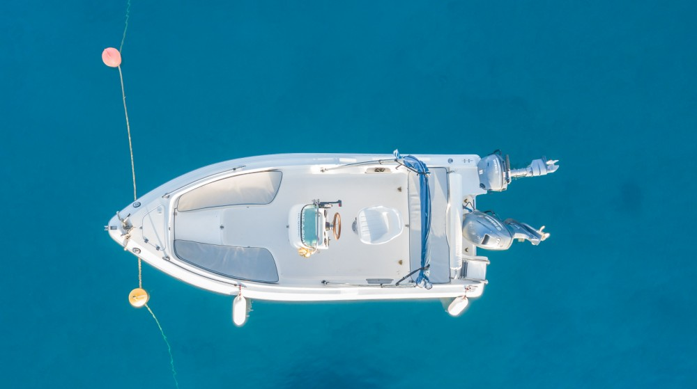 Hire Motor boat with or without skipper Olympic Heraklion