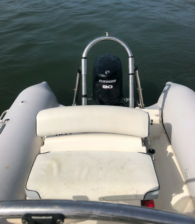 Hire RIB with or without skipper Bombard Lège-Cap-Ferret