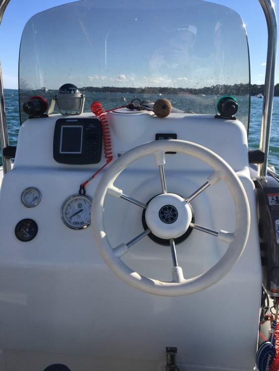 Bombard Explorer 550 between personal and professional Lège-Cap-Ferret