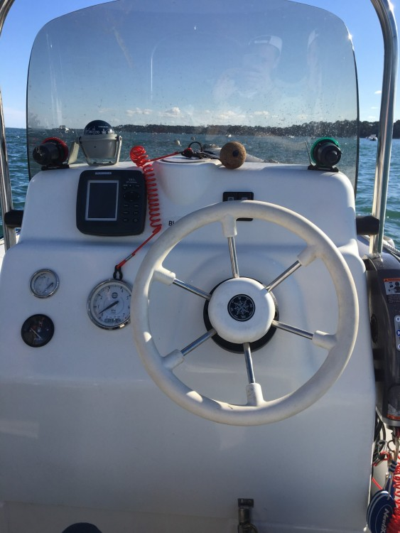 Rental yacht Lège-Cap-Ferret - Bombard Explorer 550 on SamBoat
