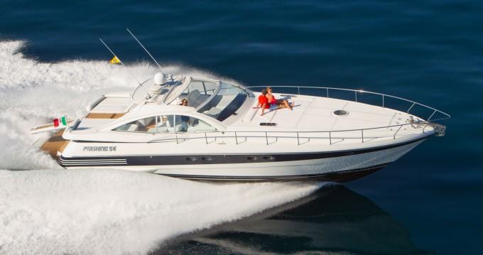 Location yacht à Sorrento - Pershing Pershing 54 sur SamBoat