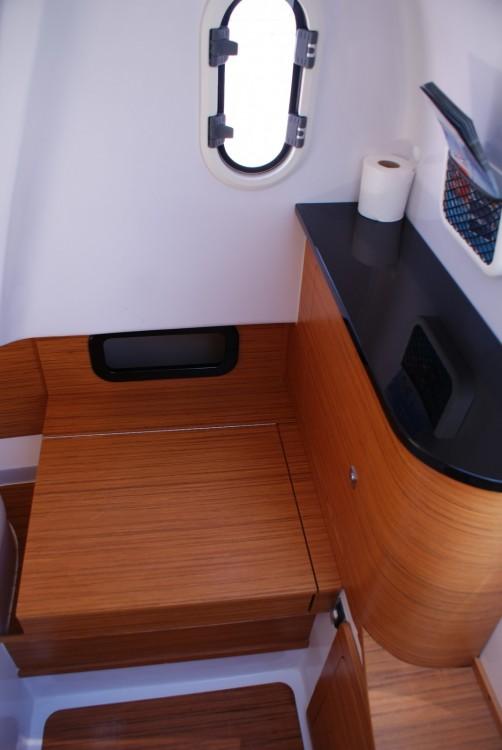 Rental yacht Propriano - Sacs Sacs stratos 42 on SamBoat