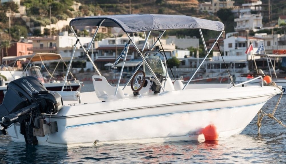 Bootverhuur Olympic 490cc in Ηράκλειο via SamBoat
