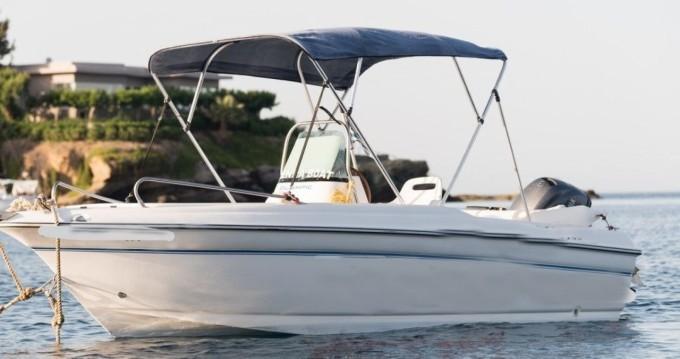 Location bateau Heraklion Municipality pas cher 490cc