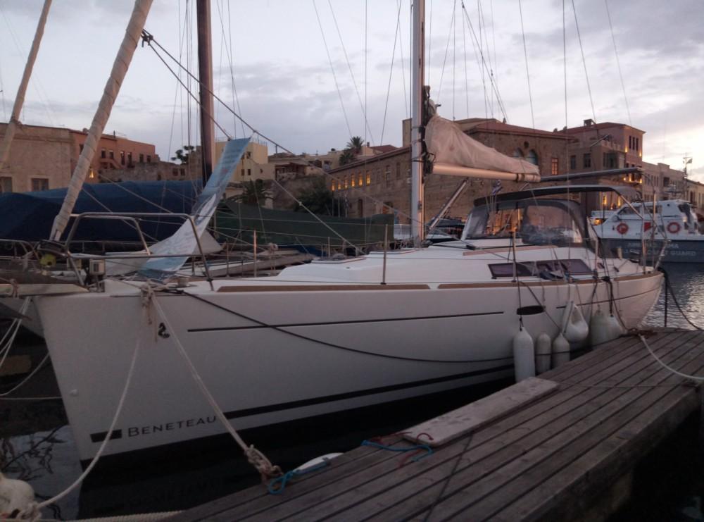 Verhuur Zeilboot in Chania - Bénéteau Oceanis