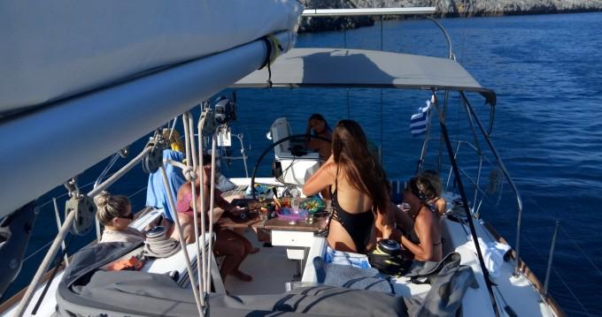 Rental yacht Chania - Bénéteau Oceanis on SamBoat