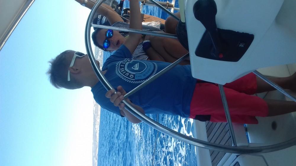 Yacht-Charter in Chania - Bénéteau Oceanis auf SamBoat