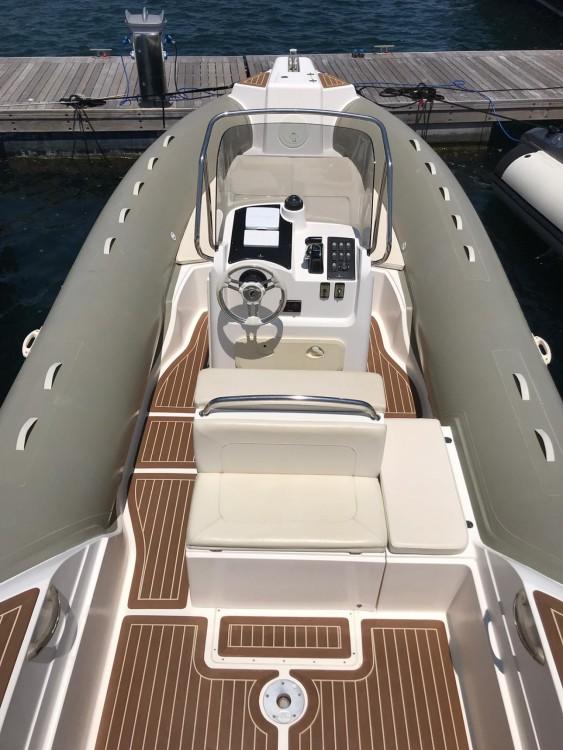 Rental yacht Porto-Vecchio - Capelli Tempest 770 on SamBoat