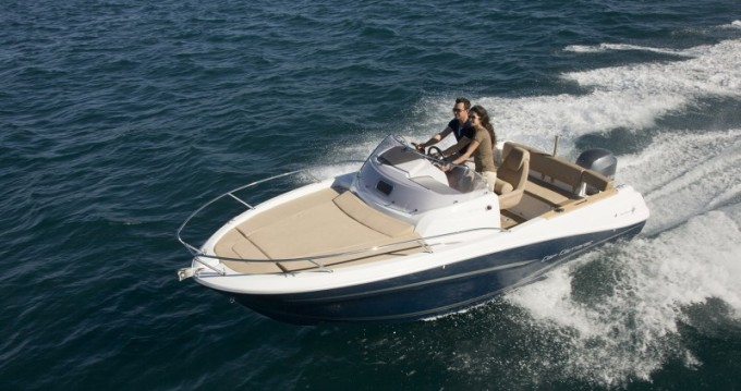 Rental yacht Zadar - Jeanneau Cap Camarat 6.5 WA on SamBoat