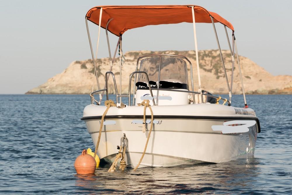 Huur een Poseidon 480cc in Ηράκλειο