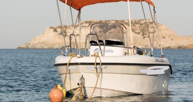 Location bateau Heraklion Municipality pas cher 480cc