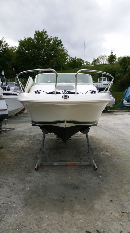 Motor boat for rent Le Minihic-sur-Rance at the best price