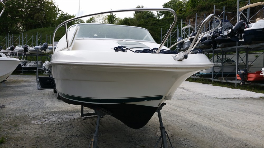 Boat rental Le Minihic-sur-Rance cheap Leader 545