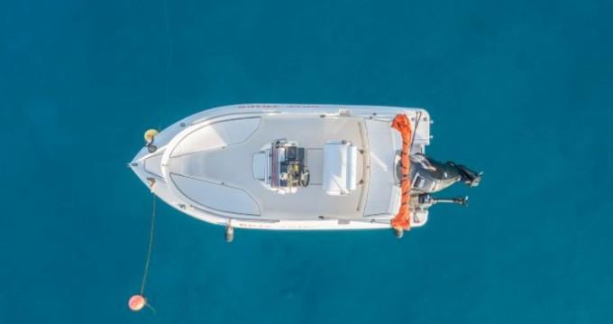 Huur Motorboot met of zonder schipper compass in Ηράκλειο