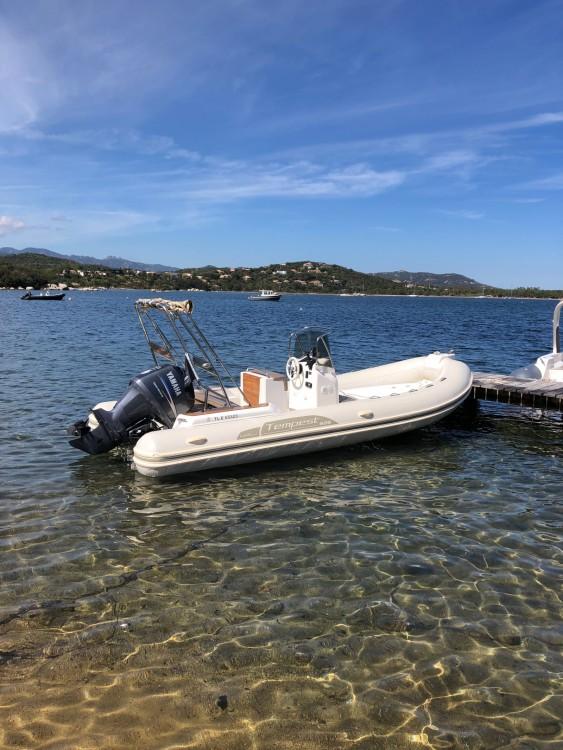 Boat rental Porto-Vecchio cheap 626