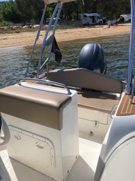 Location bateau Capelli 626 à Porto-Vecchio sur Samboat