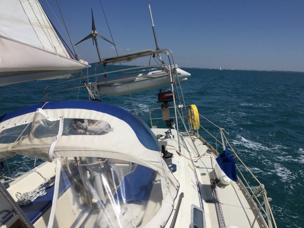 Rental yacht Le Grau-du-Roi - Moody Moody 376 CC on SamBoat