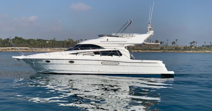 Location yacht à Torrevieja - Astondoa AS 40 FISHER sur SamBoat
