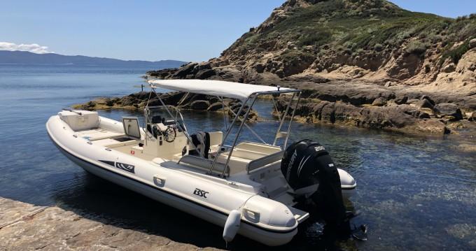 Location bateau Bsc BSC 75 à Ajaccio sur Samboat