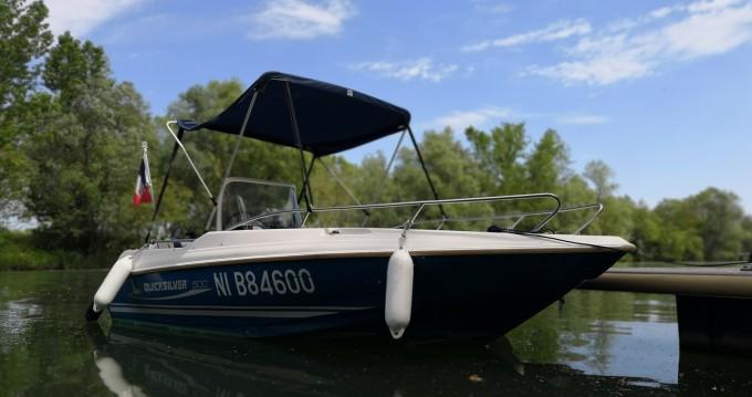 Location yacht à Mâcon - Quicksilver Quicksilver 500 Commander sur SamBoat