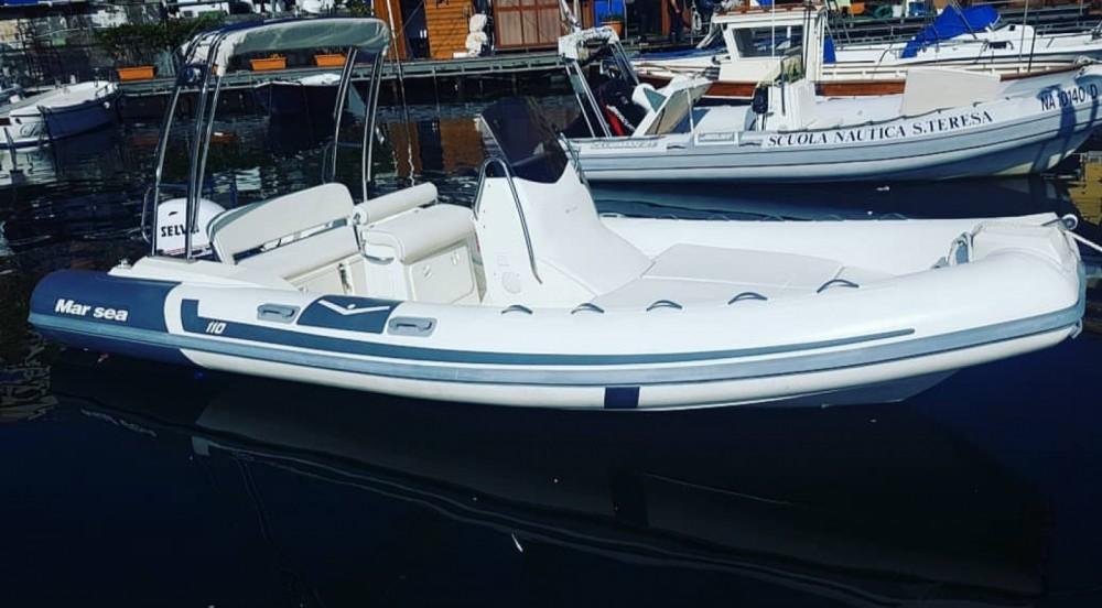 Rental yacht Naples - Marsea 110 on SamBoat