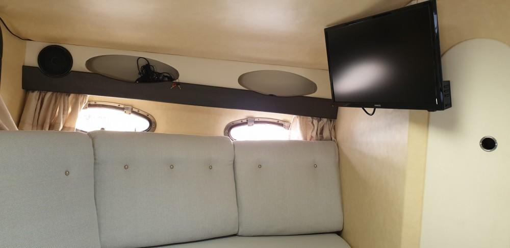 Huur Motorboot met of zonder schipper Sunseeker in Calvi