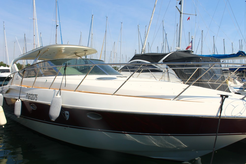 Hire Motor boat with or without skipper Cranchi Canet-en-Roussillon