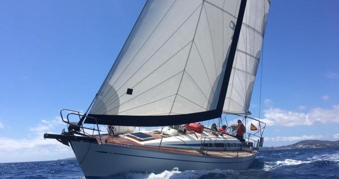 Alquiler de barcos Nautor Swan swan 40 enSan Antonio Abad en Samboat