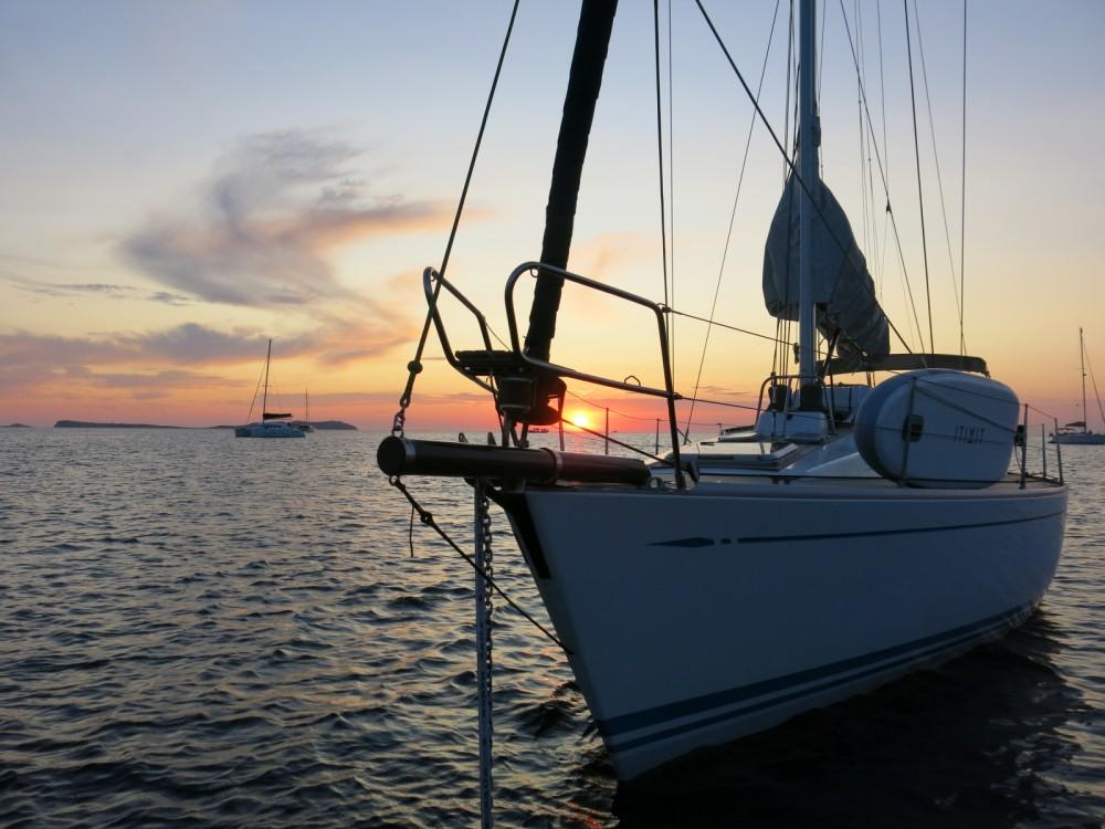 Huur Zeilboot met of zonder schipper Nautor Swan in Sant Antoni de Portmany
