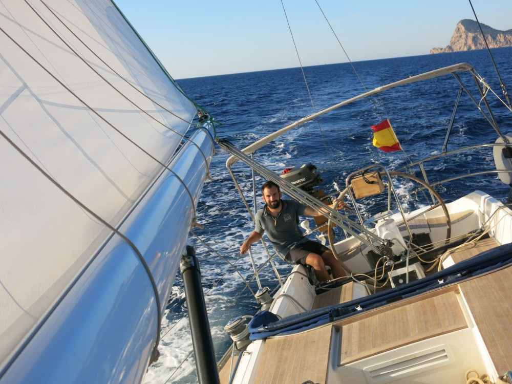 Hire Sailboat with or without skipper Nautor Swan Sant Antoni de Portmany