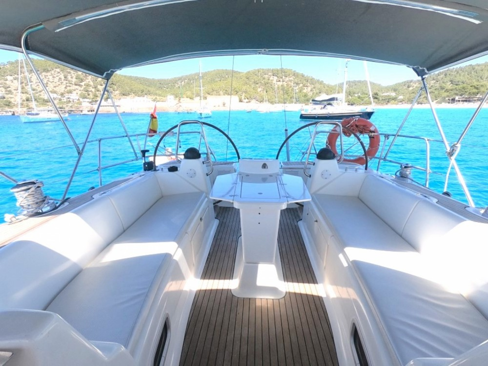 Boat rental Sant Antoni de Portmany cheap Bavaria 50