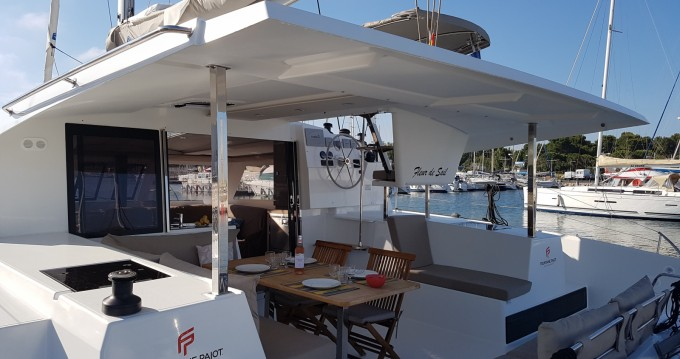 Location Catamaran à Canet-en-Roussillon - Fountaine Pajot Lucia 40 Maestro