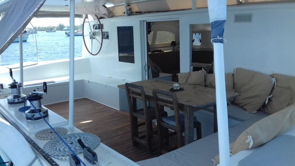 Catamaran à louer à Punaauia au meilleur prix