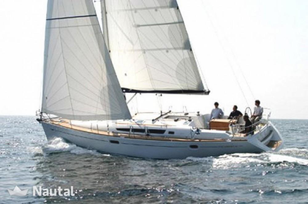 Location bateau Jeanneau Sun Odyssey 45 à Cannes sur Samboat