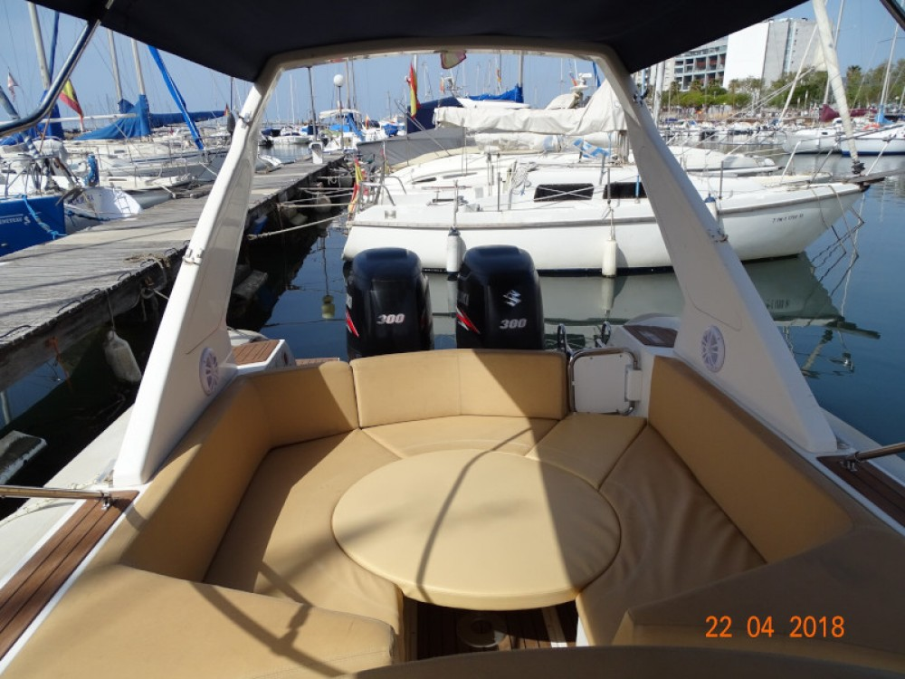 Boat rental Cantiere Tempest 1000 Sun in Palma on Samboat