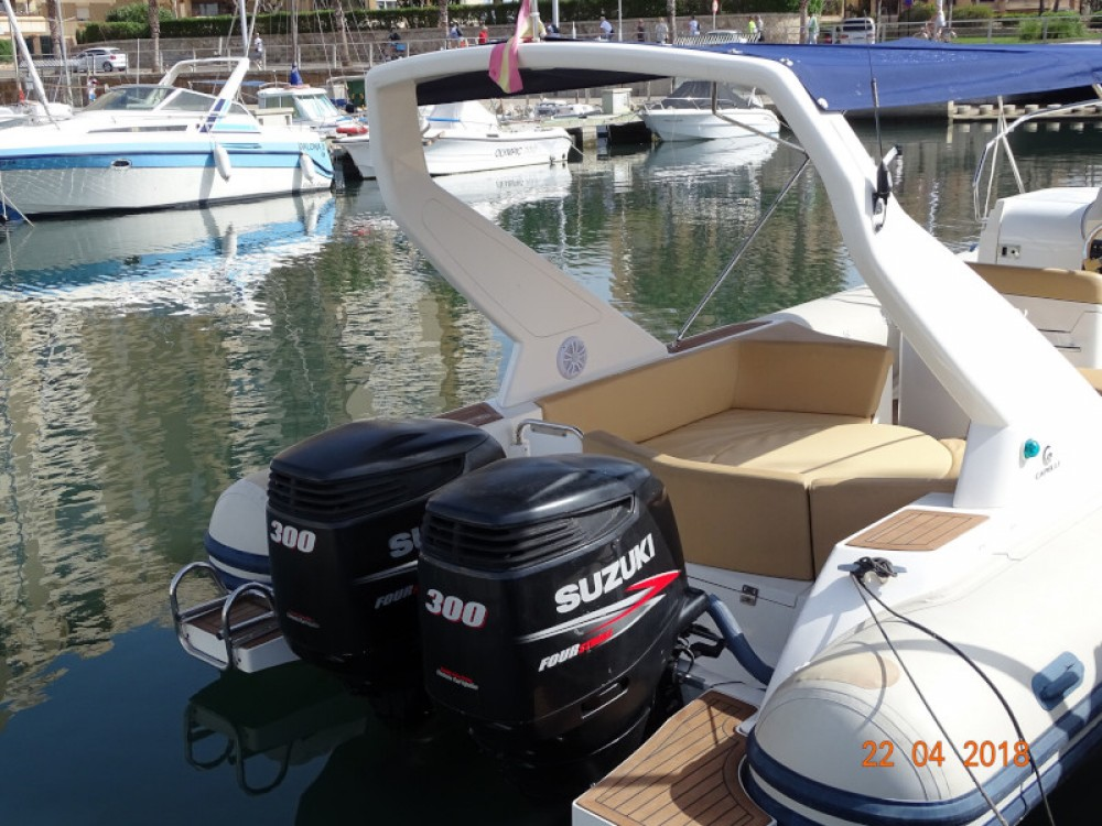 Cantiere Tempest 1000 Sun between personal and professional Palma