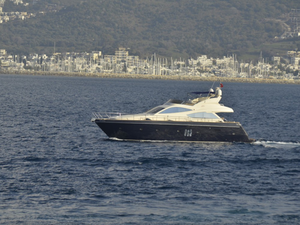 Motor boat for rent D-Marin Turgutreis at the best price