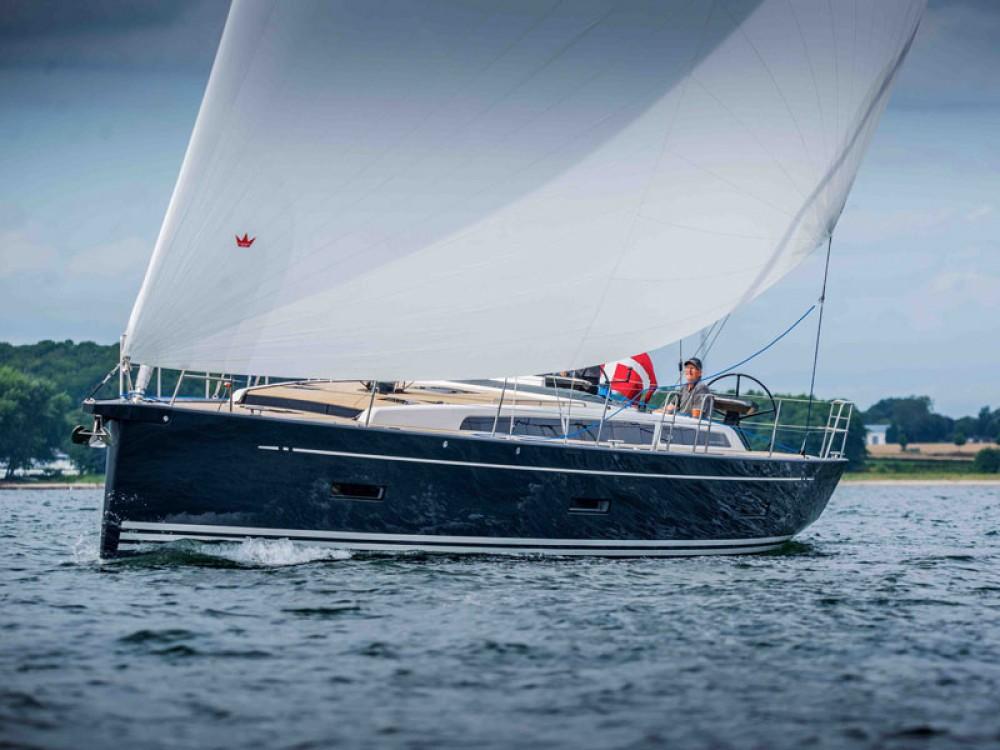 Rental Sailboat in Lávrio - X-Yachts X4-6 model 2019