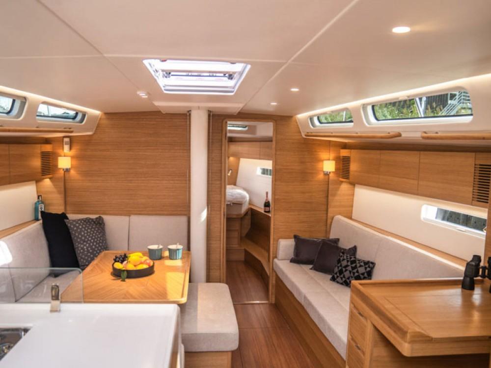 Rental yacht Lávrio - X-Yachts X4-6 model 2019 on SamBoat