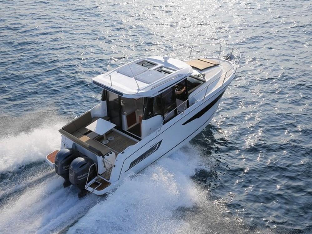 Boat rental ACI Marina Split cheap Jeanneau Merry Fisher 895