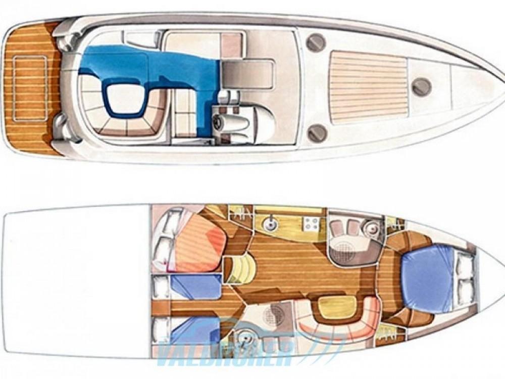 Rental Motor boat Innovazioni with a permit