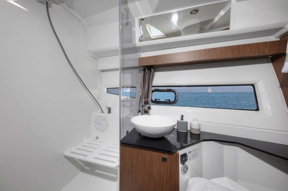 Boat rental ACI Marina Split cheap Jeanneau Merry Fisher 1095