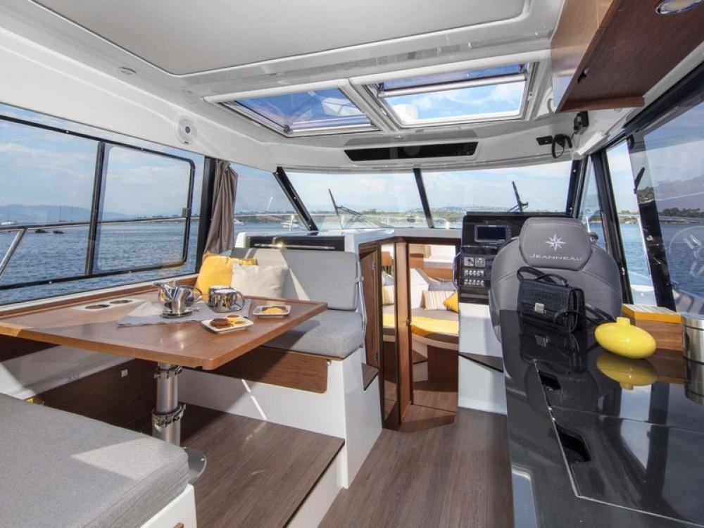 Rental yacht ACI Marina Split - Jeanneau Jeanneau Merry Fisher 1095 on SamBoat