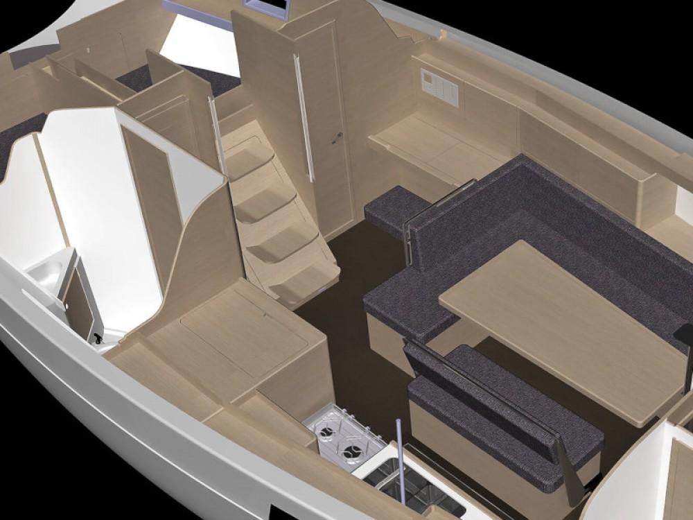 Boat rental Marina Zadar cheap Elan Impression 45.1 - GEN + AC