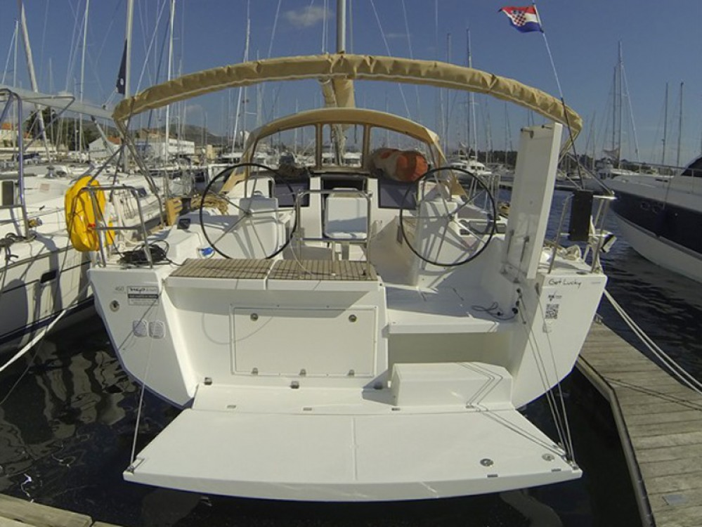 Hire Sailboat with or without skipper Dufour Zadar