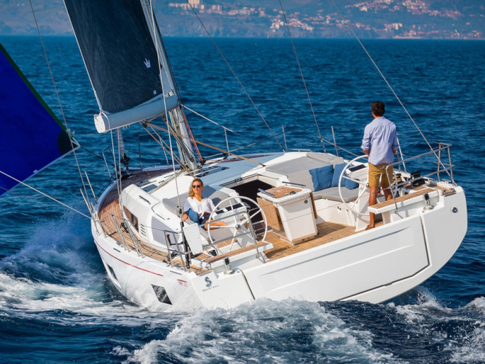 Boat rental D-Marin Borik cheap Oceanis 46.1