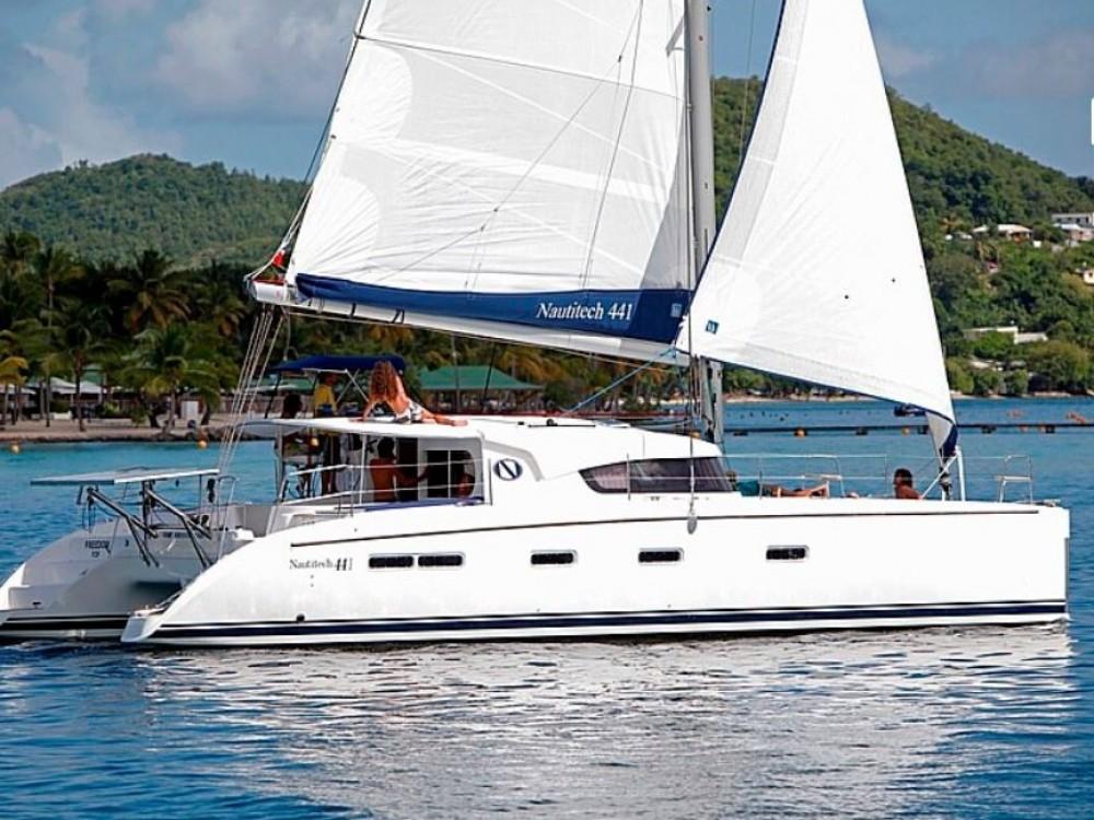 Rent a Nautitech Nautitech 441 Alimos Marina