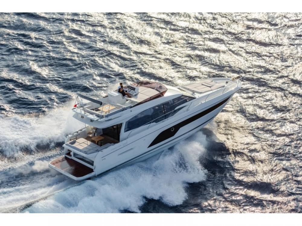 Boat rental ACI Marina Dubrovnik cheap Prestige 590 Fly